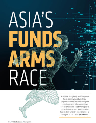 Asia's Funds Arms Race