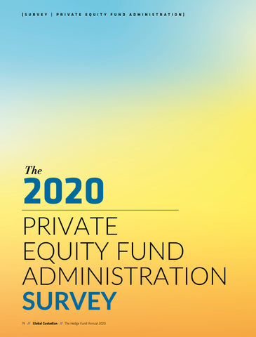 Private Equity Fund Administration Survey