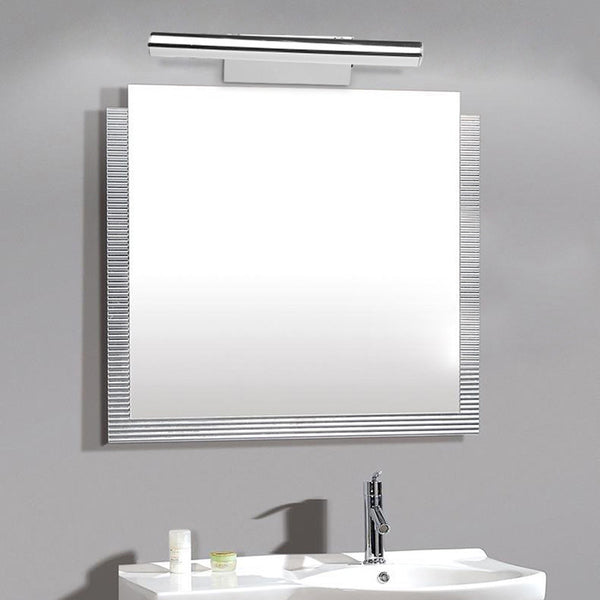 Stainless Steel Bathroom Mirror Light LED Wall Lamp