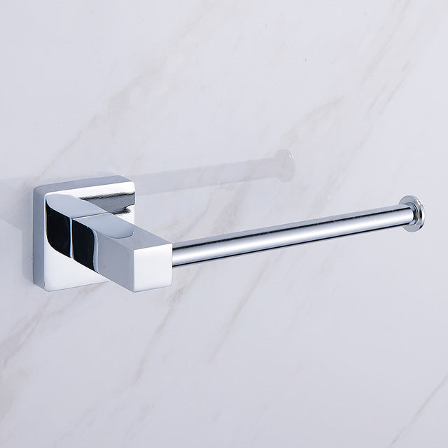 EVERSO Wall Mount Toilet Paper Holder Chrome