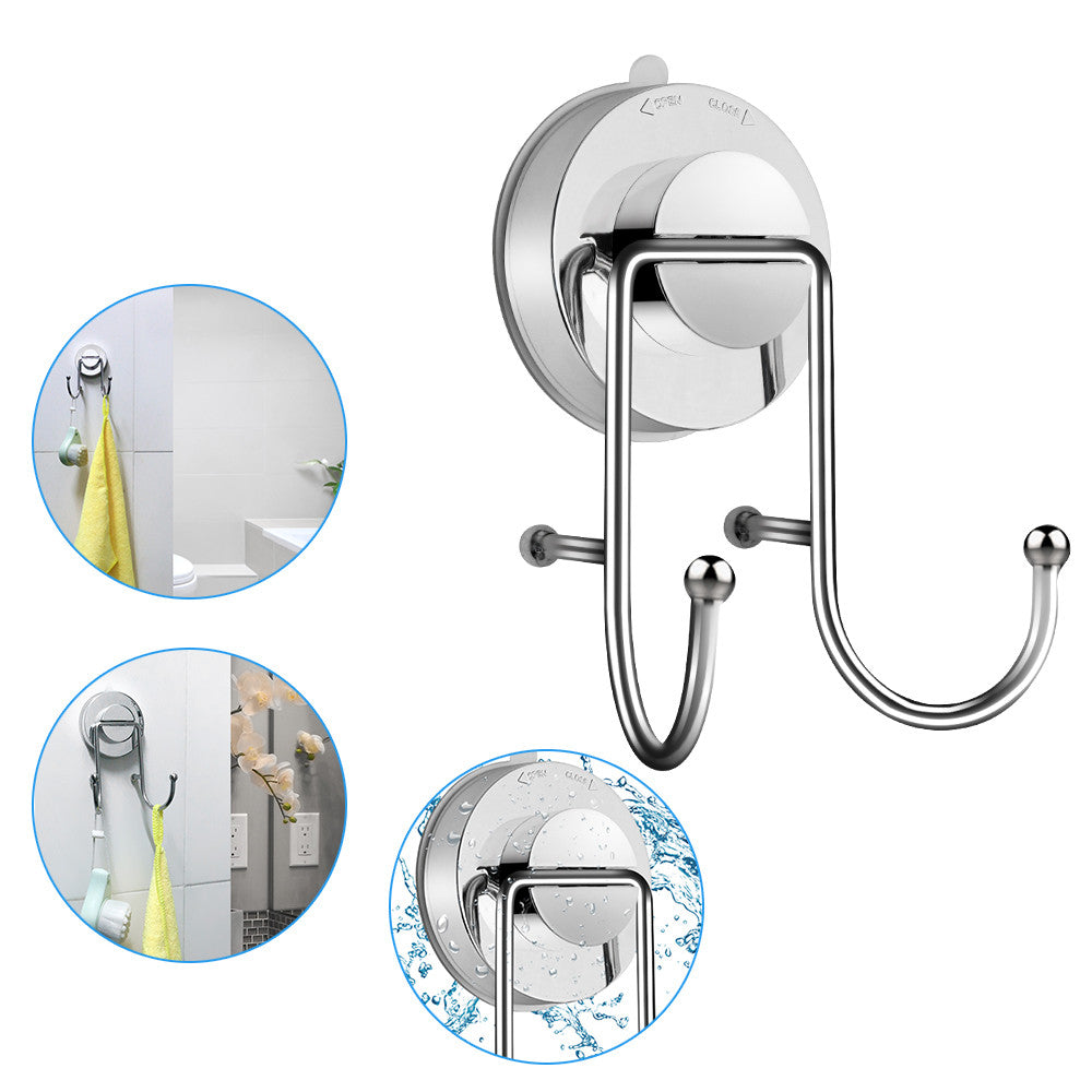 Stainless Steel Bathroom Towel Hook