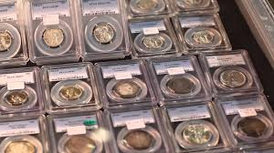 Certified / Graded Coins