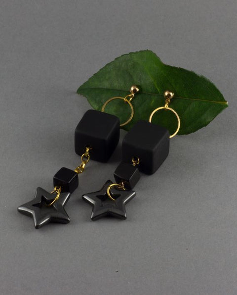 "Earrings ""Stars"""