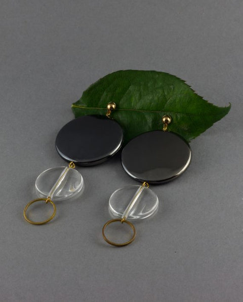"Earrings ""Circles"""