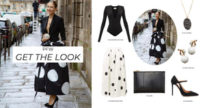 GET THE LOOK - PFW STREET STYLE