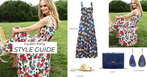 STYLE GUIDE - GARDEN PARTY