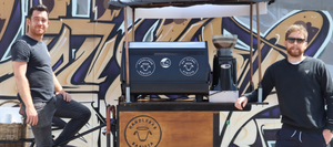 Handlebar Barista exhibitions and promo