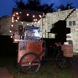 Handlebar Barista trikes and cocktail bars at festivals and markets