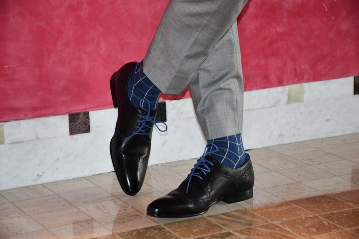 FASHION SOCKS WITH A TIMELESS STYLE