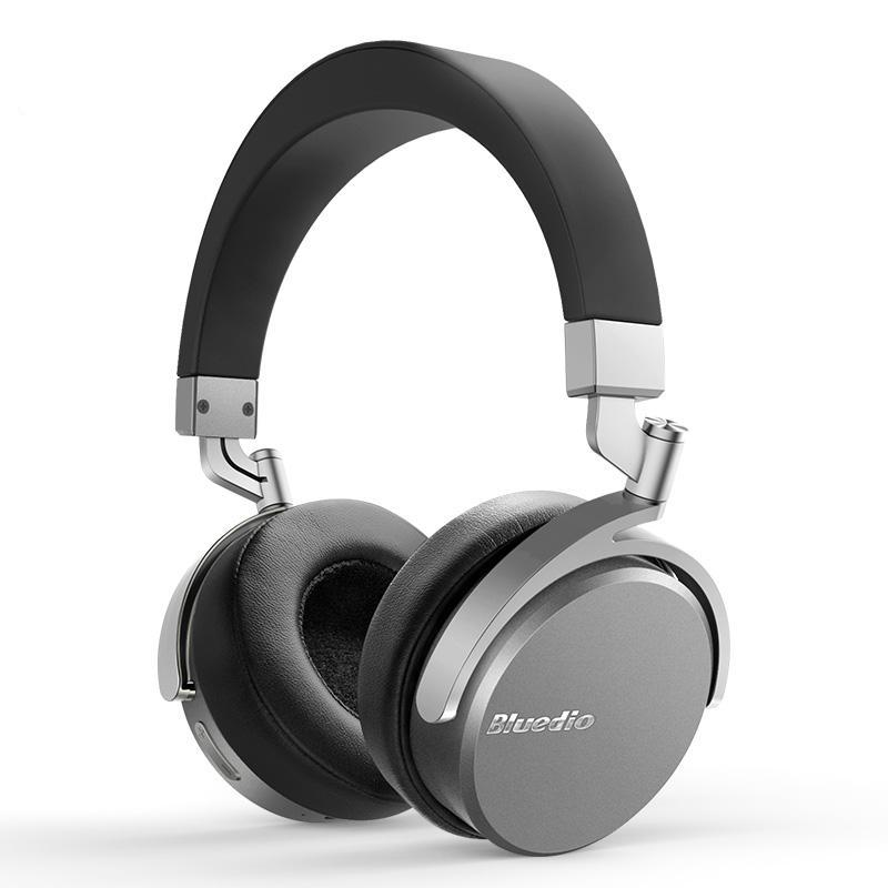 Premium Wireless Bluetooth Headphones with Dual 180 Degree Rotation