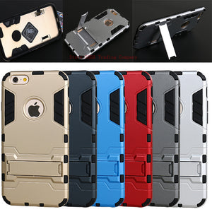 AIBOR Heavy Duty Armor Shockproof Slim Phones Case