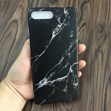 Marble Stone Cases for iPhone 6 and 7 models (hard Plastic)