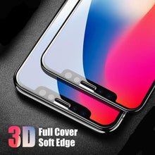 Full Cover Tempered Glass (iPhone X)