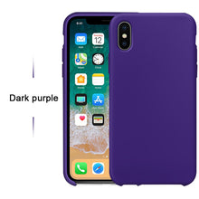Silicone Case (All iPhone Models)