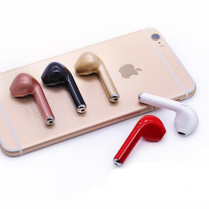 Universal Smartphone Wireless Earphone Bluetooth Headset