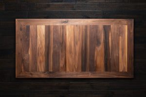 Modern Walnut Table