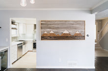 Modern Mountainscape Wall Art