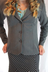 3 Button Blazer