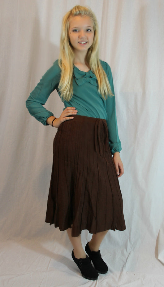Felicity Sweater Skirt