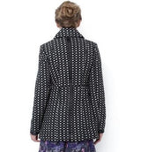 Hearts Wool Coat