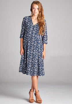 Prairie Swing Dress