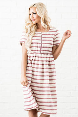 Ryan Dress - Modest Dresses - Sister Missionary Clothing - Sorella Bella