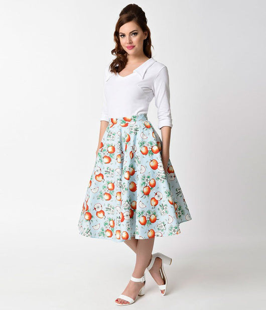 Apple Blossom Skirt