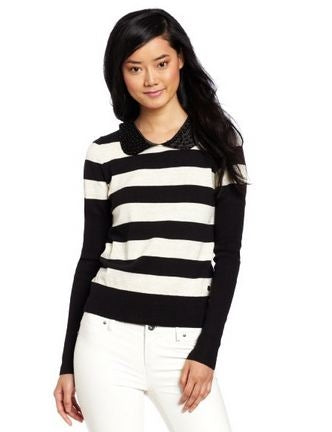 Soft Striped Sweater