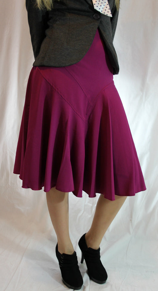 Seams Cute Skirt