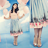 Paris Skirt - S, M Only