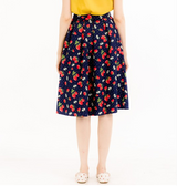 Strawberry Skirt - Modest Skirts - Sister Missionary Clothing - Sorella Bella