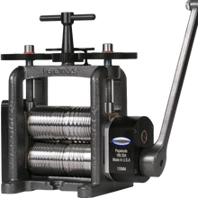 Load image into Gallery viewer, Fancy All Wire 130MM ULTRA Mill with Ductile Frame-Pepetools