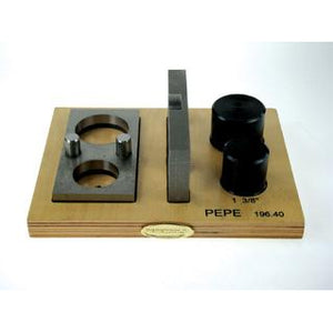 "1 3/8"" & 1 3/4"" Diameter Disc Cutter Set-Pepetools"