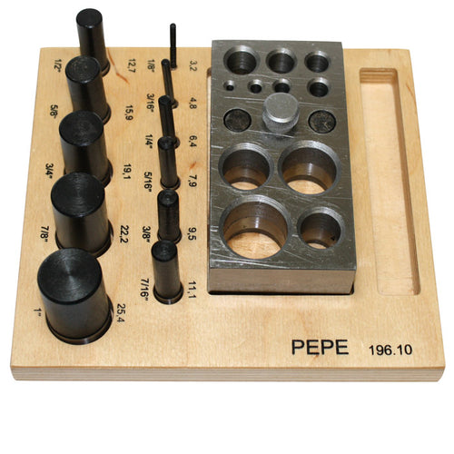 Combination Disc Cutter Set-Pepetools