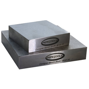 "Designer Bench Blocks (4"" x 4"" & 4"" x 6"")-Pepetools"