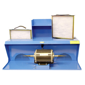 Space Saving Dust Collector with Motor-Pepetools