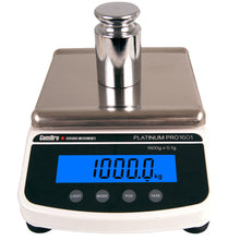 Load image into Gallery viewer, Professional Digital Scale KG, G, 1600g x 0.1g - GEMORO PRO1601