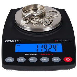 Digital Professional Scale, 1000g x 0.01 - GEMORO