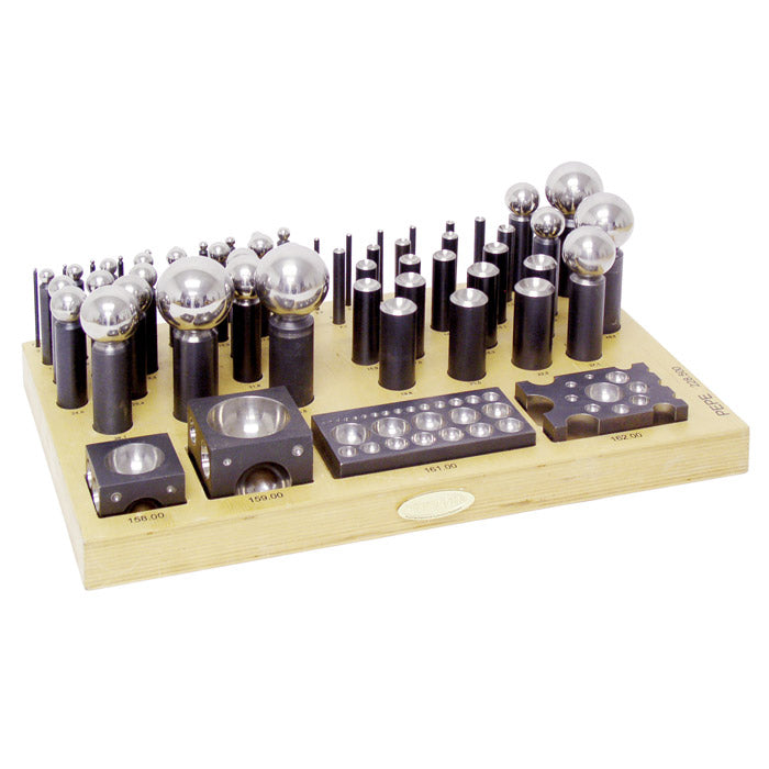 Ambassador Dapping Punch and Cutter Set-Pepetools
