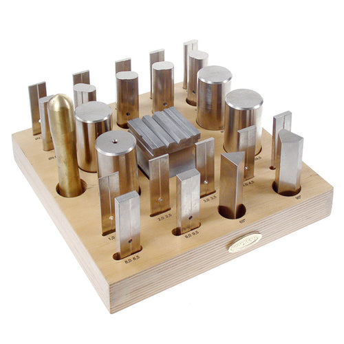 25 Piece Forming Tool & Block Set