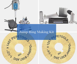 Jump Ring Making Starter Kit-Pepetools