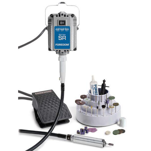 Foredom Classic Jewelers Kit with H.30 Handpiece-Pepetools
