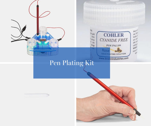 Pen Plating Starter Kit-Pepetools