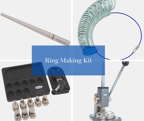 Ring Making Starter Kit-Pepetools