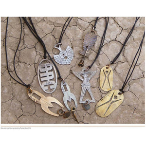The Jewelry of Burning Man - Karen Christians-Pepetools
