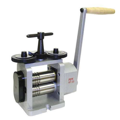 Combination Rolling Mill, 90 mm Rolls-Pepetools