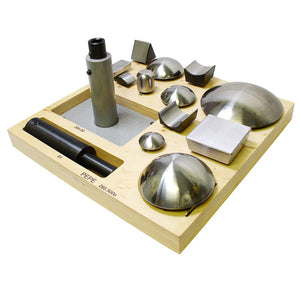Deluxe Planishing Stakes Set-Pepetools