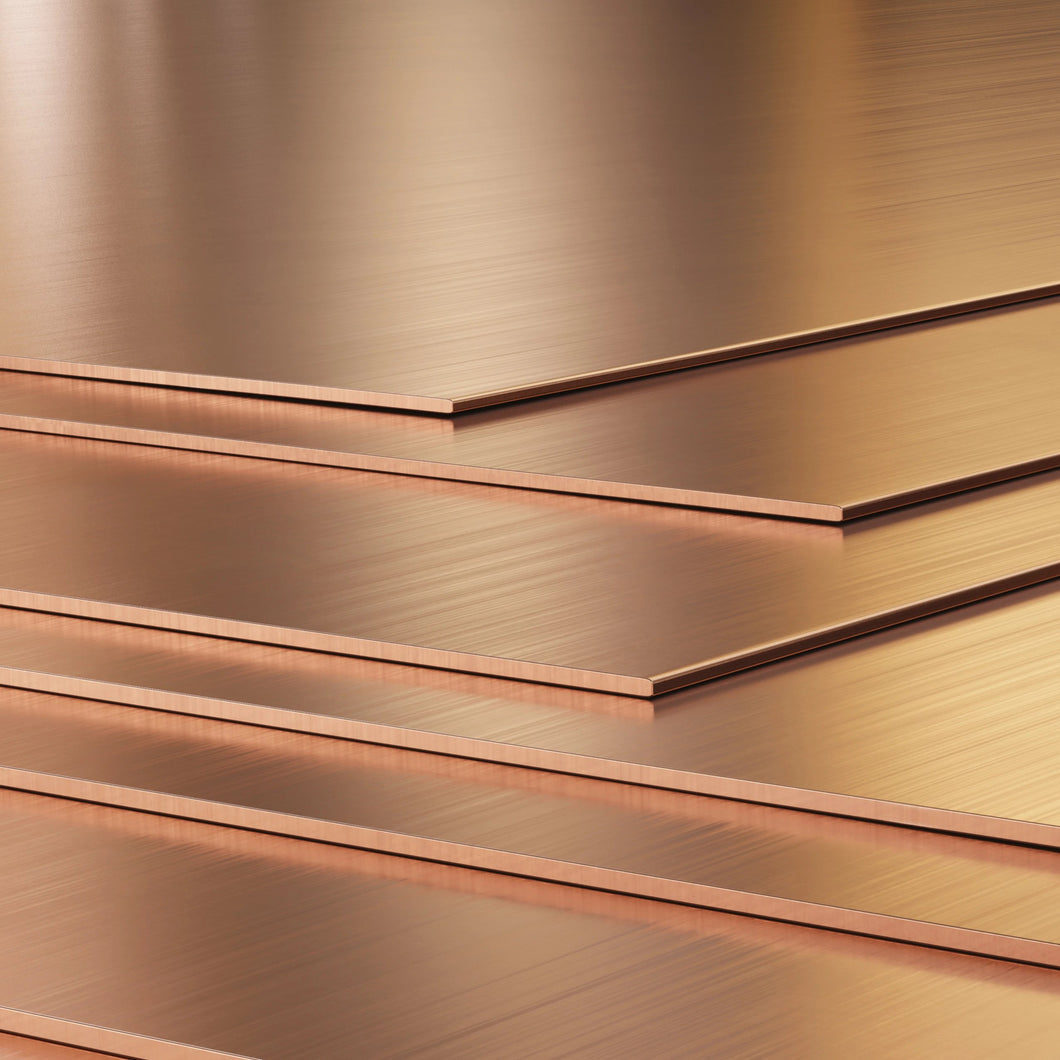 Copper Sheet (Various Sizes)-Pepetools