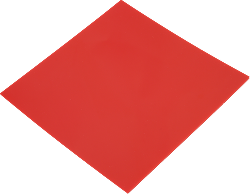 Red Precision Urethane Cutting Pad-Pepetools