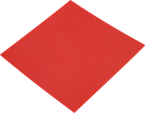 Red Precision Urethane Cutting Pad